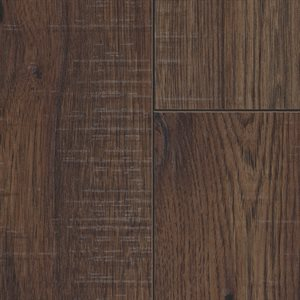 LAMINATE 12mm - ANTIQUE 6 ¼ VALLEY HICKORY