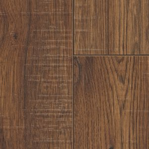 LAMINATE 12mm - ANTIQUE 6 ¼ GEORGIA HICKORY