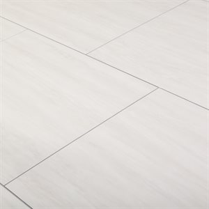 VINYL 7mm - TRUE GROUT QUADRO 18 X 36 in - CAPRI