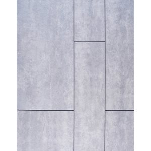 VINYL 7mm - TRUE GROUT X2 302 X 604 mm / 148 X 604 mm - EVEREST